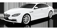 6er Gran Coupé (6C (F06)/Facelift) 2015