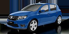 Dacia Sandero (SD) 2013 - 2016 dCi 90 eco2