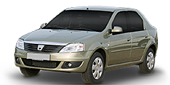 Dacia Logan (SD/SR/Facelift) 2008 - 2012 0.9i