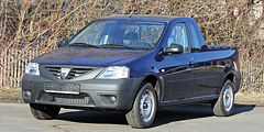 Dacia Logan Pick-Up (SD/SR) 2009 - 2013 1.5 dCi