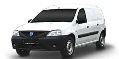 Dacia Logan Express (FSD/USD) 2009 - 1.6