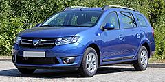 Dacia Logan MCV (SD) 2013 - 2017 Logan 1.0