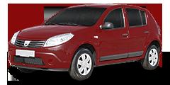 Dacia Sandero (SD) 2008 - 2012 1.6