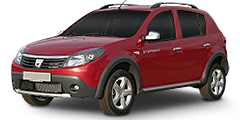 Dacia Sandero Stepway (SD) 2008 - 2012 1.6 (Benzin/Ethanol)