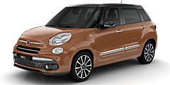 500L Urban (199/Facelift) 2017