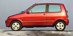 Cinquecento (170/Facelift) 1993 - 1998
