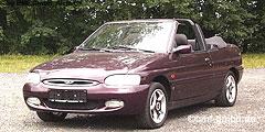 Escort Cabrio (ALL) 1990 - 1998
