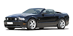 Mustang Cabrio (T82/T85/Facelift) 2009 - 2015
