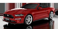 Mustang Convertible (LAE/Facelift) 2018