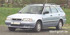 Suzuki Baleno Wagon (EG) 1995 - 2002 Baleno 1.6i 16V Wagon