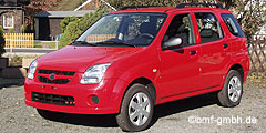 Suzuki Ignis (MH) 2003 - 2006 1.5 Four Grip Club