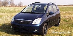 Corolla (E12) 2001 - 2004