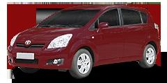 Corolla (R1/Facelift) 2007 - 2009