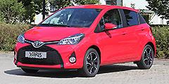 Yaris (XP13M(a)/Facelift) 2014 - 2017