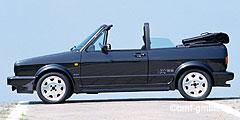 Golf Cabrio (155) 1979 - 1993