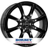 Borbet LV4 6.5x15 ET40 4x100 64