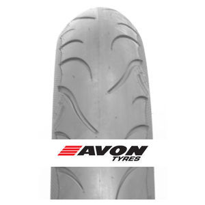 Avon Cobra Chrome 150/80 R16 71V WSW, Hinterrad